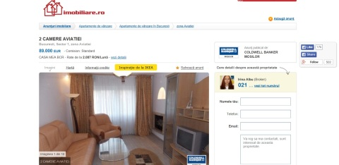 Anunt Coldwell Banker 89000