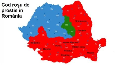 Harta electorala