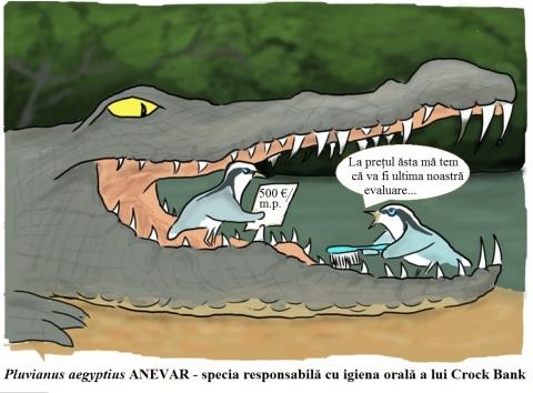 Crocodilul bancher